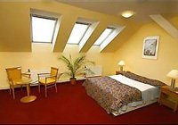 Cheap lodging in the centre of Prague
